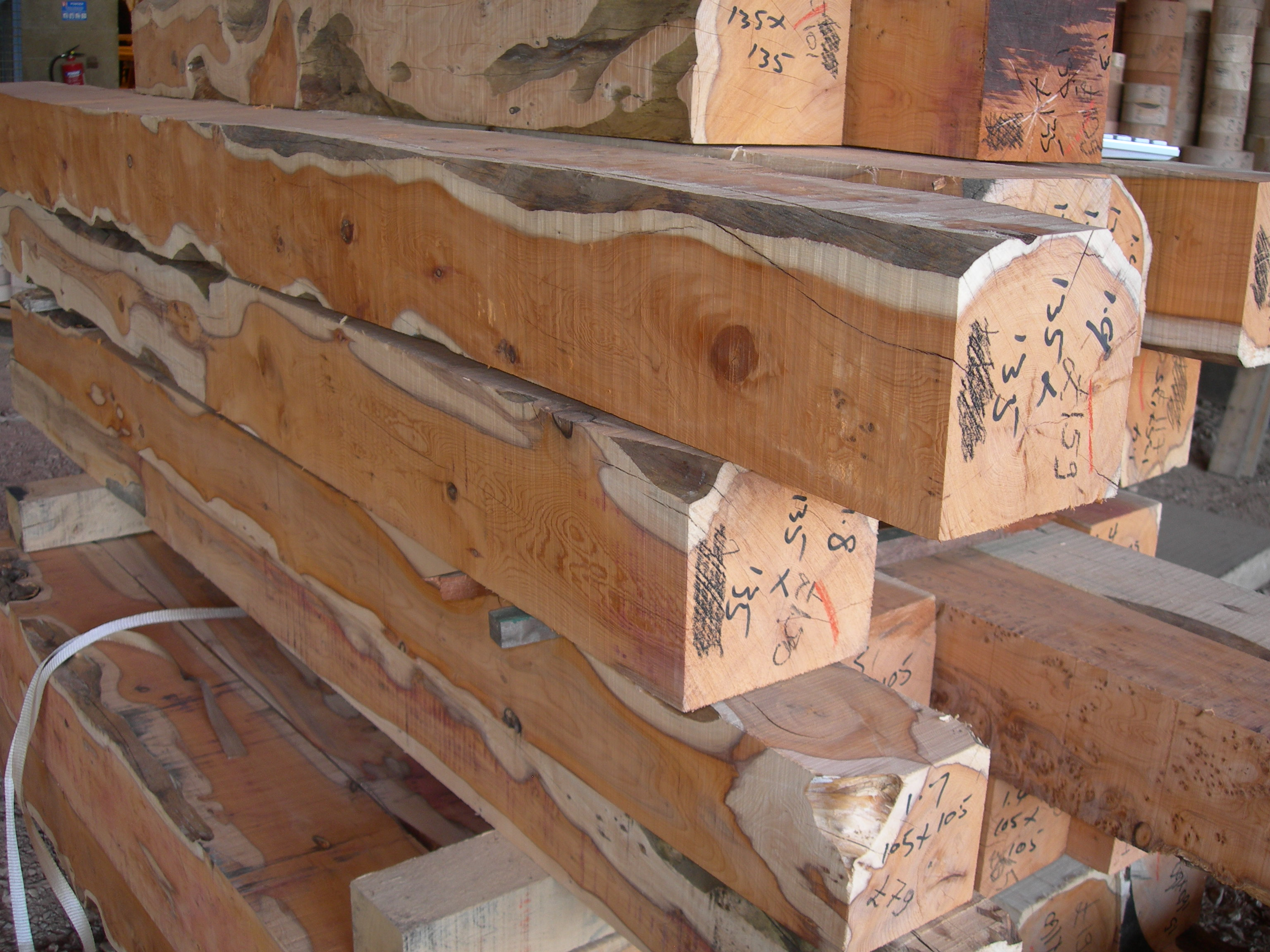 woodworking yew