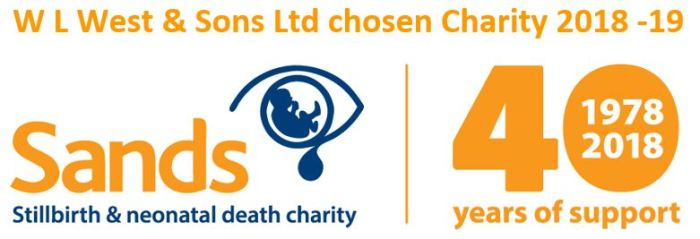 SANDS WLW Chosen Charity